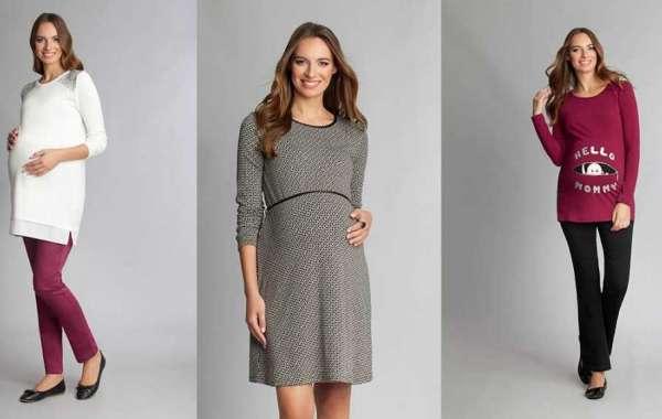 Hamile Kıyafetleri Modelleri