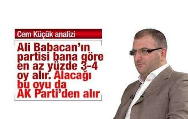 Ali Babacan ve Yeni Partisine Katılacak İsimler