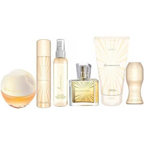 Avon Incandessence Edp 50 Ml Bayan Parfüm 6'Li Set