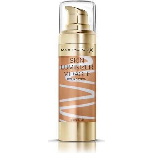 Max Factor Skin Luminizer Cilt Aydınlatıcı Fondöten 80 Bronze