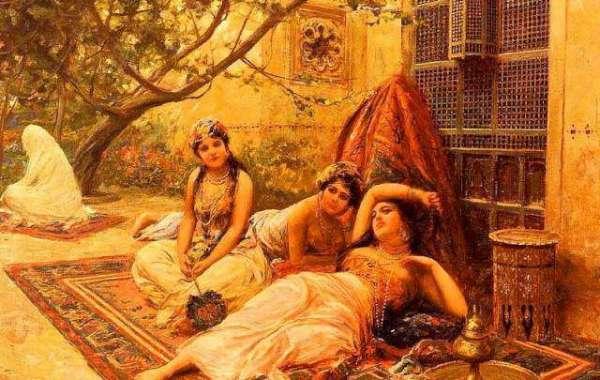 Osmanlı'ya Göre Güzel Kadın Nasıl Olmalı?