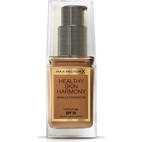 Max Factor Healthy Skin Harmony Miracle Foundation 90Toffee
