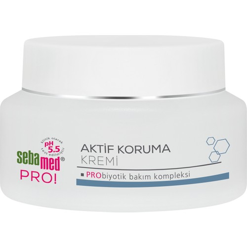 Sebamed PRO! Aktif Koruma Kremi 50 ml